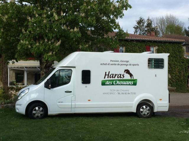 Location camion chevaux limoges