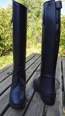 Superbes bottes d'équitation pointure 38 Jamais portées