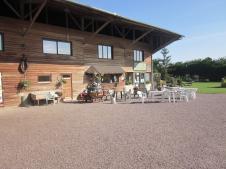 Calvados - centre equestre - gÎte - salle de reception