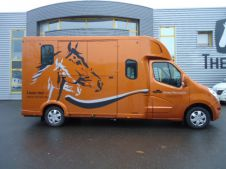 """Location camion chevaux """"proteo haras"""" 5 places"""