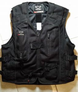 Gilet Airbag Hit Air Baroudeur Taille L