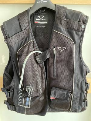 Gilet air bag hit air taille XS