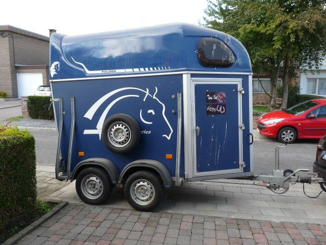 van vendre 1 5 cheval etat impeccable 242575 acheter ce van equirodi belgique. Black Bedroom Furniture Sets. Home Design Ideas