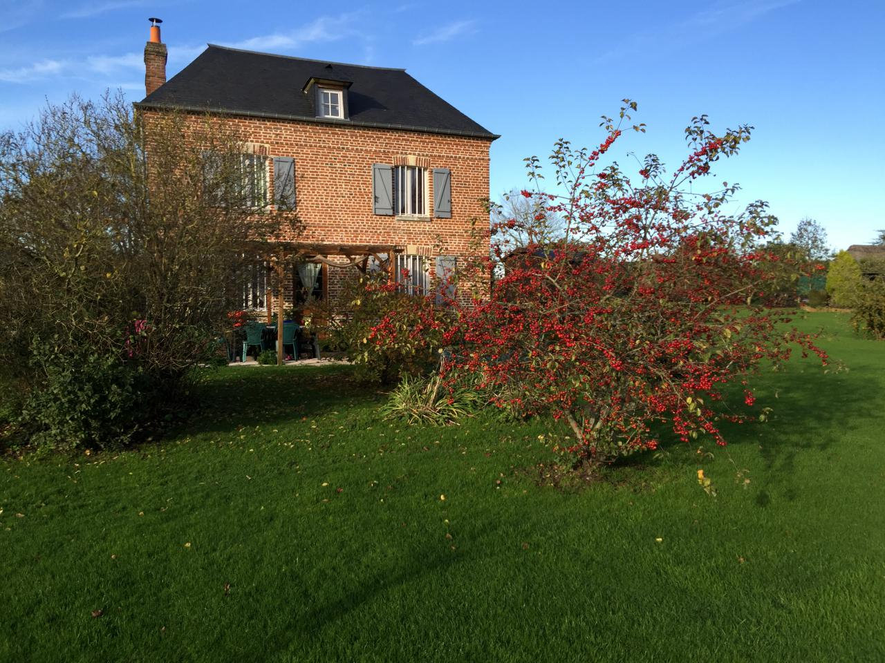 Nord ouest lisieux 14 propriete herbagere 252590 for Appartement nord ouest