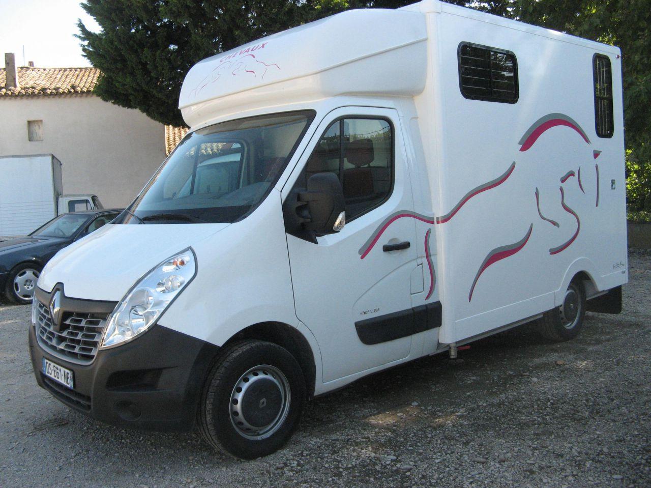 camion vl 2 chevaux dci 150 cv  457602