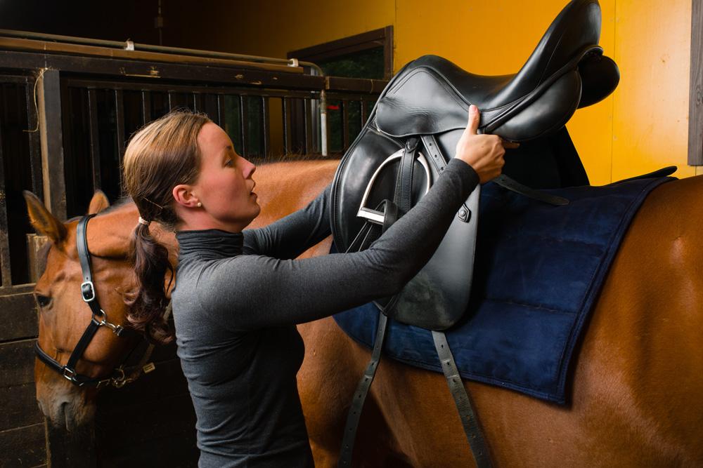 Vendre sa selle : Estimer le prix de votre selle d'équitation