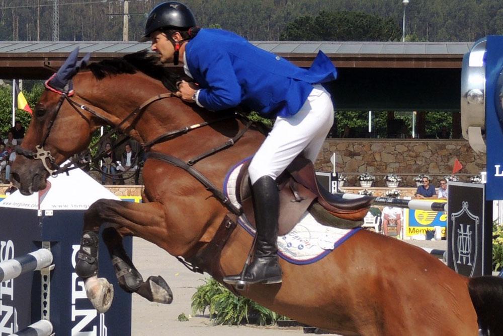 Préparer la nouvelle saison de concours avec son cheval